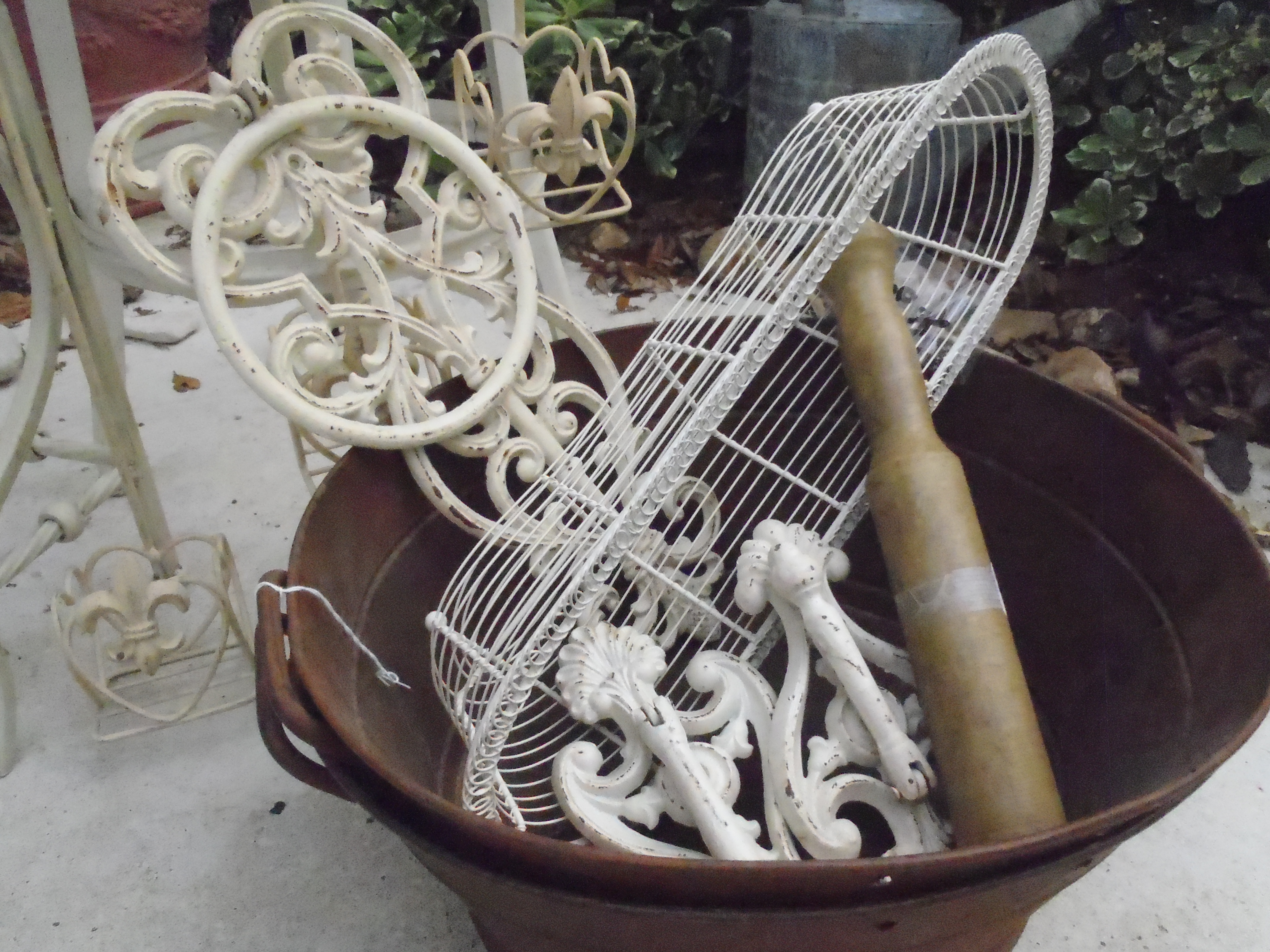 Shabby chic junktiques nola girl at heart lifestyle blog for Shabby chic blog italiani