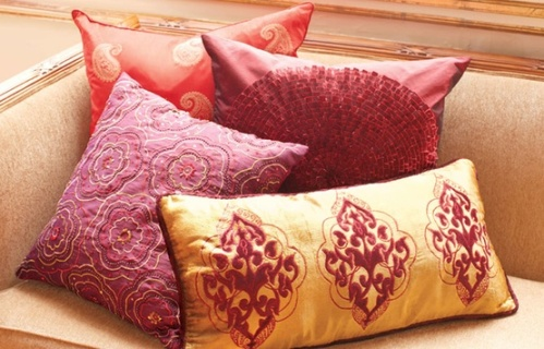 home goods pillows