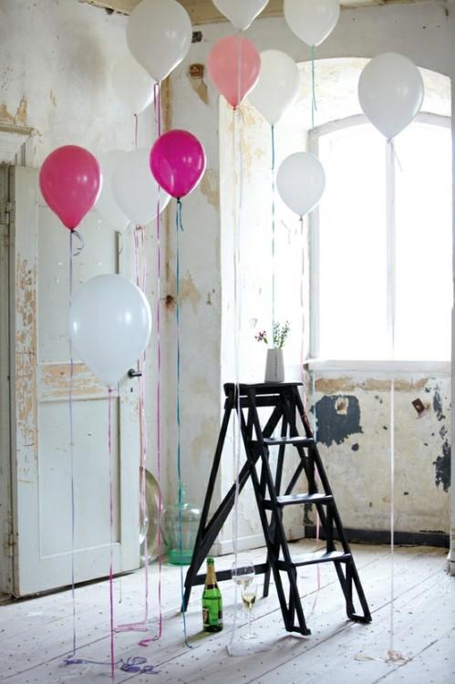 Spring Balloons
