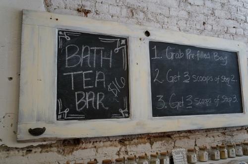 Bath Bar