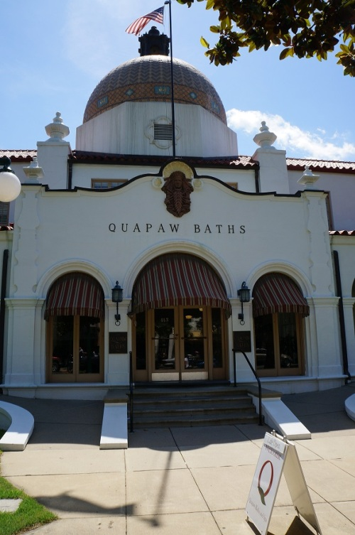 Quapaw Baths