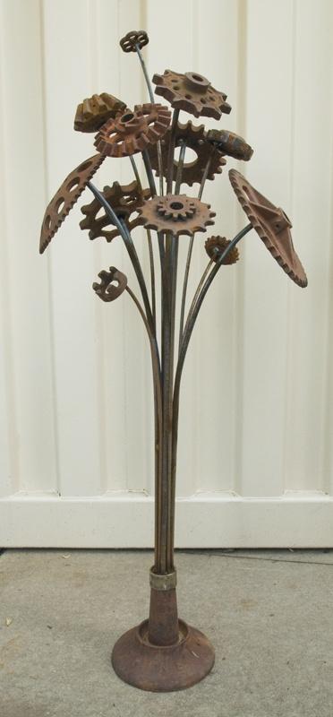Gearhead Flowers