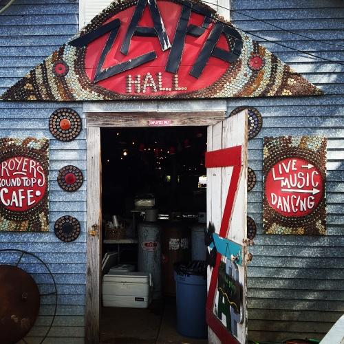 Zapp Hall
