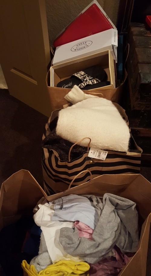 SA donation bags